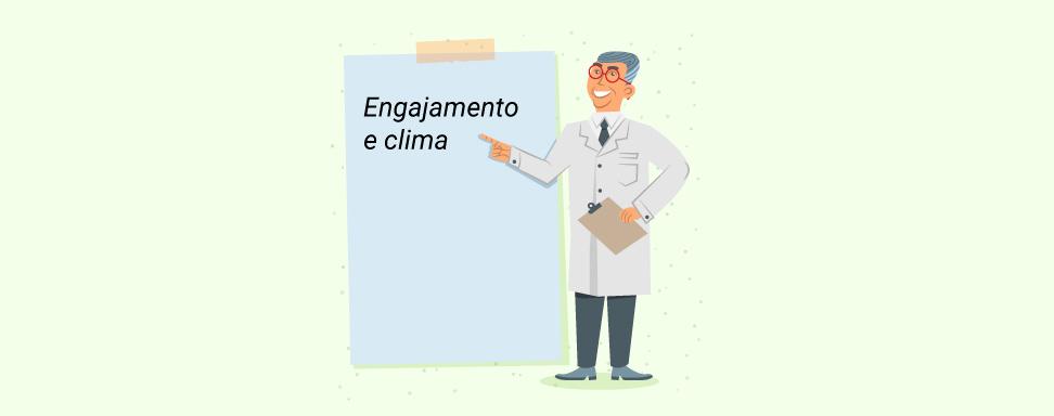 engajamento e clima